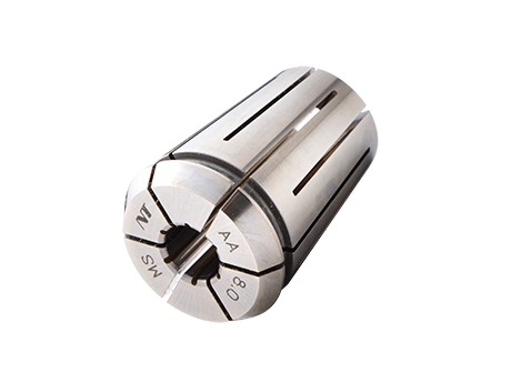 High-Precision Collet (For Semidry Machining/MQL)